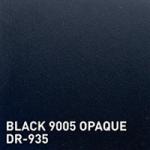 Black Opaque