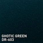 Ghotic Green