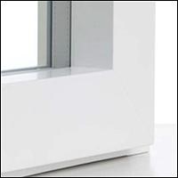 """Дървено алуминиева дограма - модел """"Isik A / A Plus"""" - отвътре"""