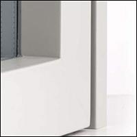 """Дървено алуминиева дограма - модел """"Isik Ae / Ae Plus"""" - отвътре"""