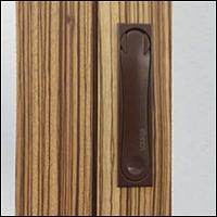"""Дървено алуминиева дограма - модел """"Isik Se"""" - дръжки"""