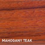 Mahogany Teak