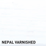 Nepal Varnished