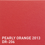 Pearly Orange