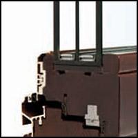 "Дървено алуминиева дограма - модел ""Stratek top"" - профил"